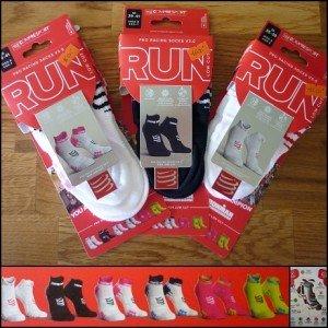 Racing socks V30 running